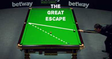 Jimmy White's Great Escape!