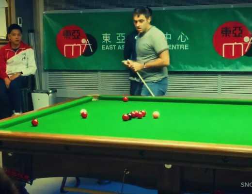 Ronnie O'Sullivan's 112 Break Against Jimmy White | Hong Kong Masters 2017 (Friendly Exhibition)
