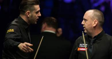 Mark Selby vs Mark Williams Decider Masters 2018