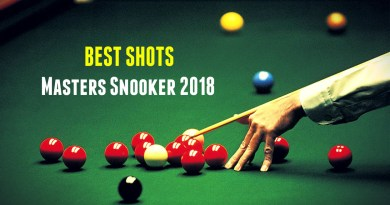 BEST SHOTS - 2018 Masters