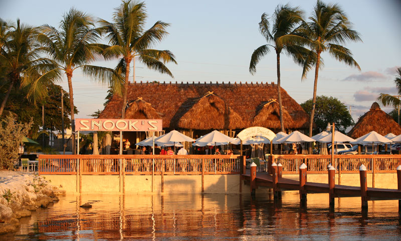 Key Largo Restaurant Key Largo Weddings Key Largo outside Dining Wedding Reception Snooks