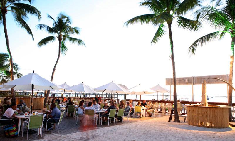 Key Largo Restaurant Key Largo Weddings Key Largo outside Dining Wedding Reception Snooks