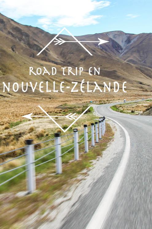 Conseils road-trip Nouvelle-Zélande