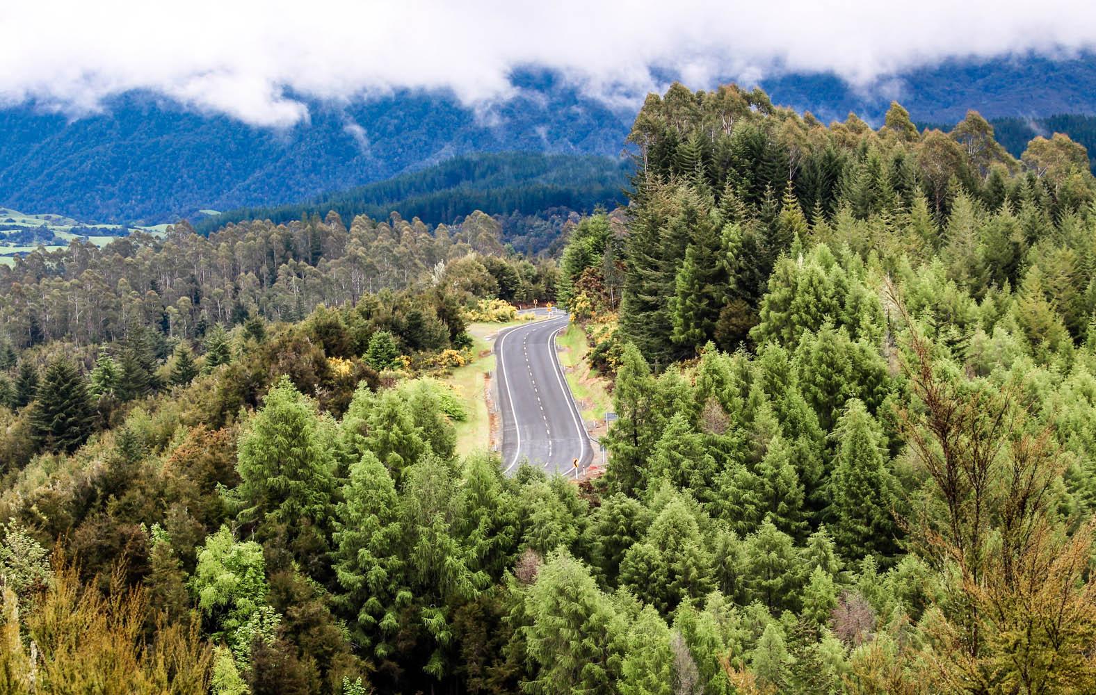 Road trip - Nouvelle Zélande