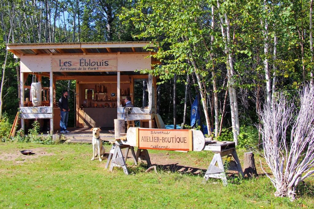 Les Éblouis, Fjord de Saguenay, Québec, Canada