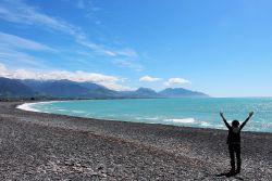 Kaikoura - Nouvelle-Zélande