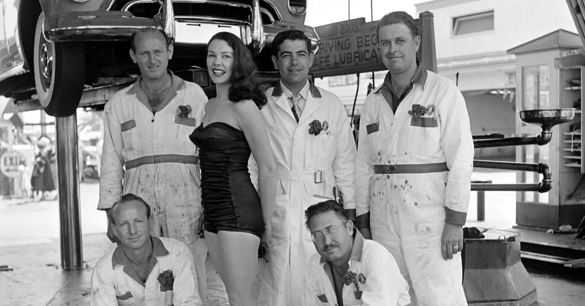 FACT CHECK Nancy Pelosi  Miss Lube Rack of 1959