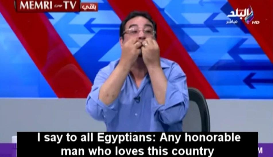 arab guy renounces faith