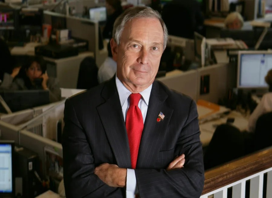 Did Michael Bloomberg Say Donald Trump Is A Con Artist