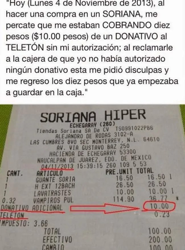 Mexican Supermarket Taking Donations For Trump Border Wall