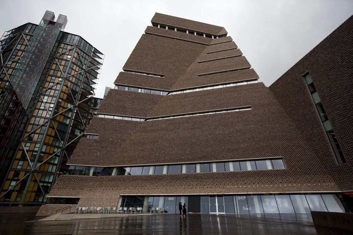 Glass Houses London' Tate Modern Wins Privacy Fight