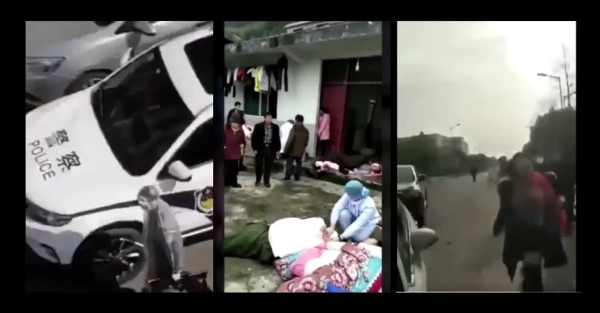 Does Video Show Guns, Violence in Aftermath of Coronavirus ...