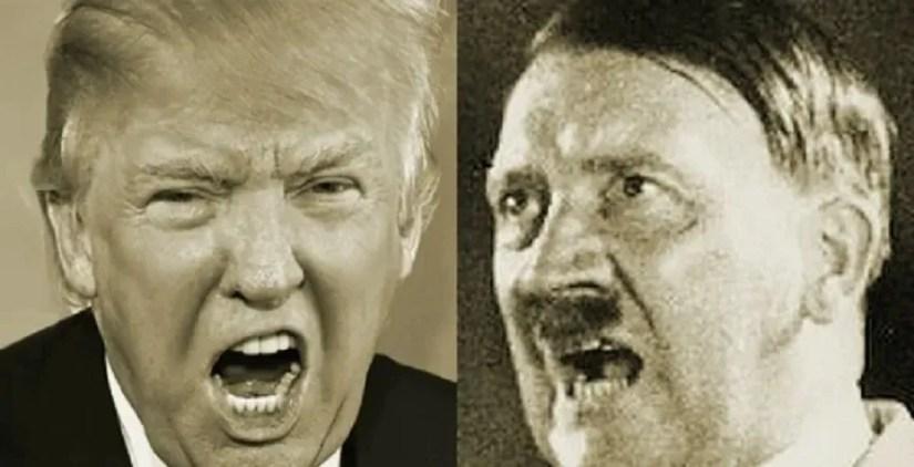 Does This Trump Tweet Echo 'Mein Kampf'?