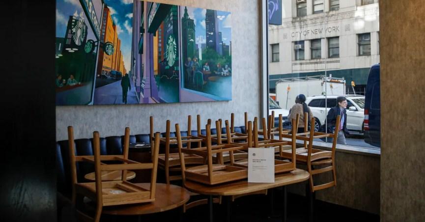 NY, NJ, Connecticut to Close Bars, Eateries to Fight Coronavirus