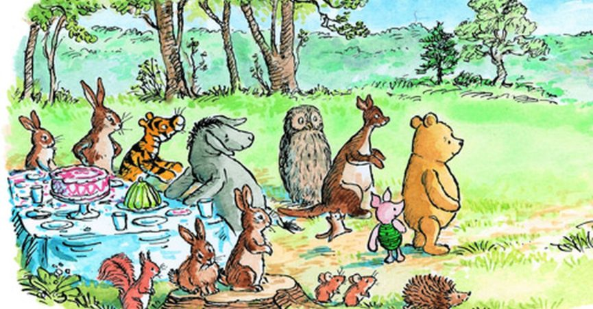 Do Winnie The Pooh Characters Represent Different Mental Disorders