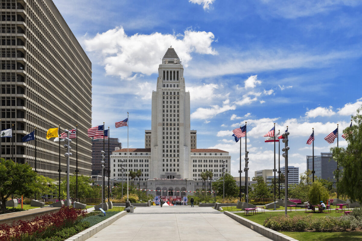 Did Immigration Enforcement Agents Arrest the Mayor of Los Angeles?