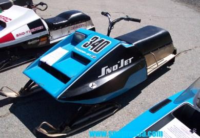 Sno Jet Snowmobile For Sale