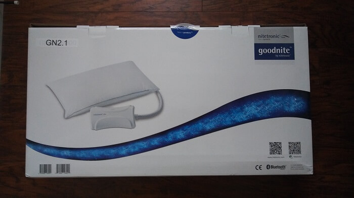 Goodnite Pillow by Nitetronic Review Good But Expensive