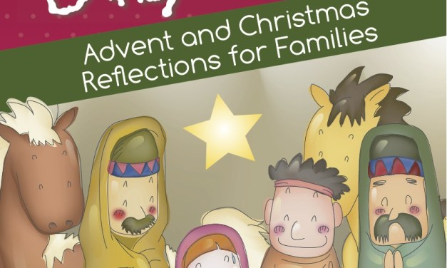 Six Advent Resources and One Giveaway of Welcome Baby Jesus