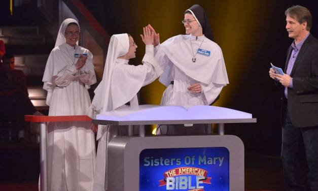 Dominican Sisters on the Bible Challenge