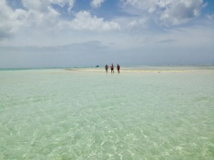 Sand Island at Nylon Pool