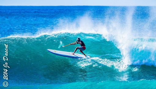 Trinidad and Tobago National Stand Up Paddle Surf Champion 2014