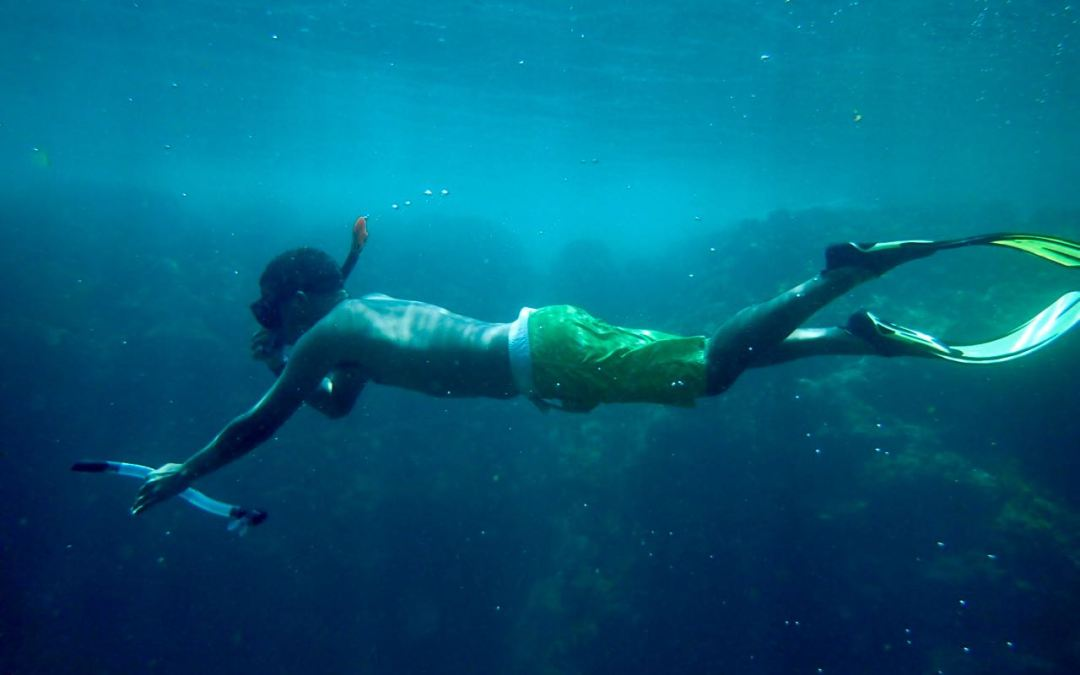 New Discoveries and great times Snorkelling in Tobago
