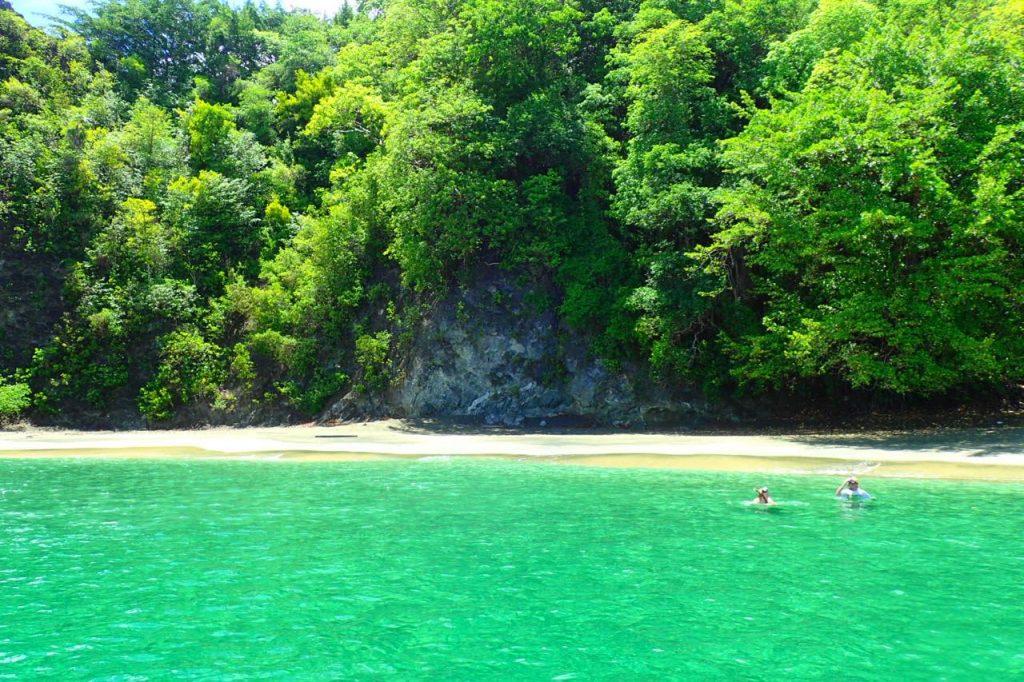 Cotton Bay, Tobago