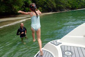 Cotton Bay Tobago Fun