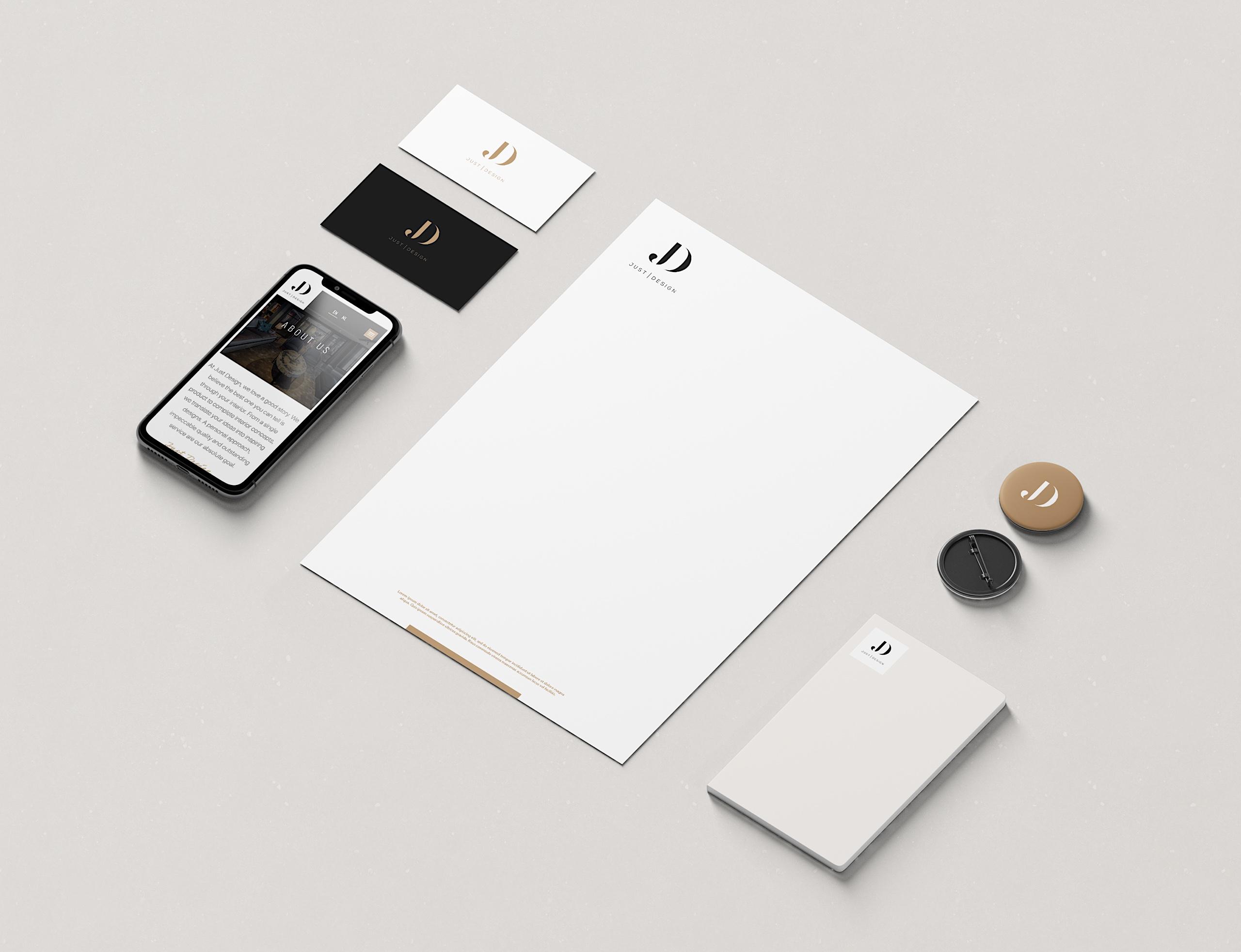 justdesign branding 1