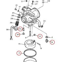 Yamaha Grizzly 660 Carburetor Diagram Vdo Marine Oil Pressure Gauge Wiring Rhino 700 Engine - Imageresizertool.com