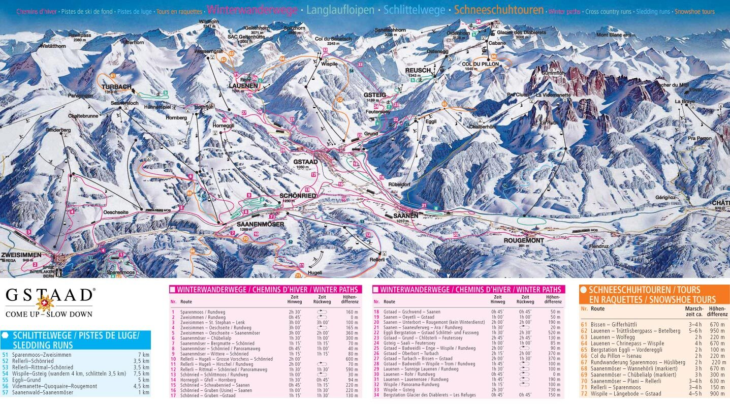 office chair images how to make a hammock gstaad - schönried saanenmöser ski resort guide, location map & ...