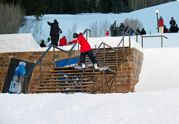 The Inaugural Winter X Games 15 Real Snow