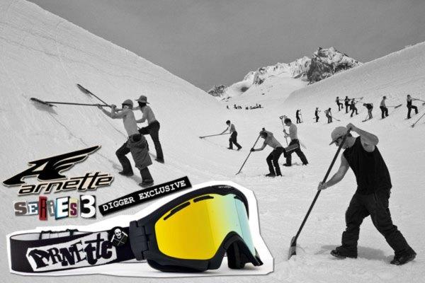 Arnette Series 3 Digger Goggle