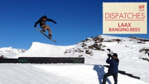 Dispatches BangingBees Laax March15 fi