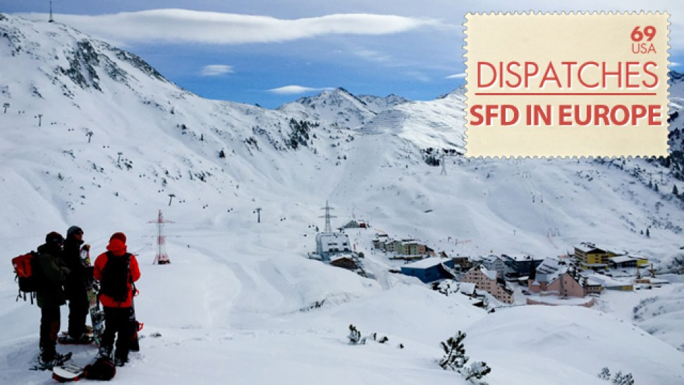 Dispatches SFD Europe March15 fi