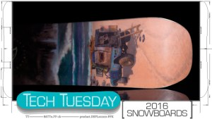 TechTuesday beach 2016 snowboards Oct15 fi