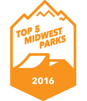 Top 5 midwest parks