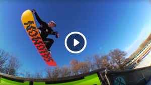 House of 1817 Monday Minute Snowboarding