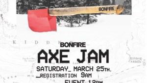 Big BoulderxBonfire Axe Jam
