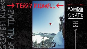 Terry Kidwell Mountain GOAt