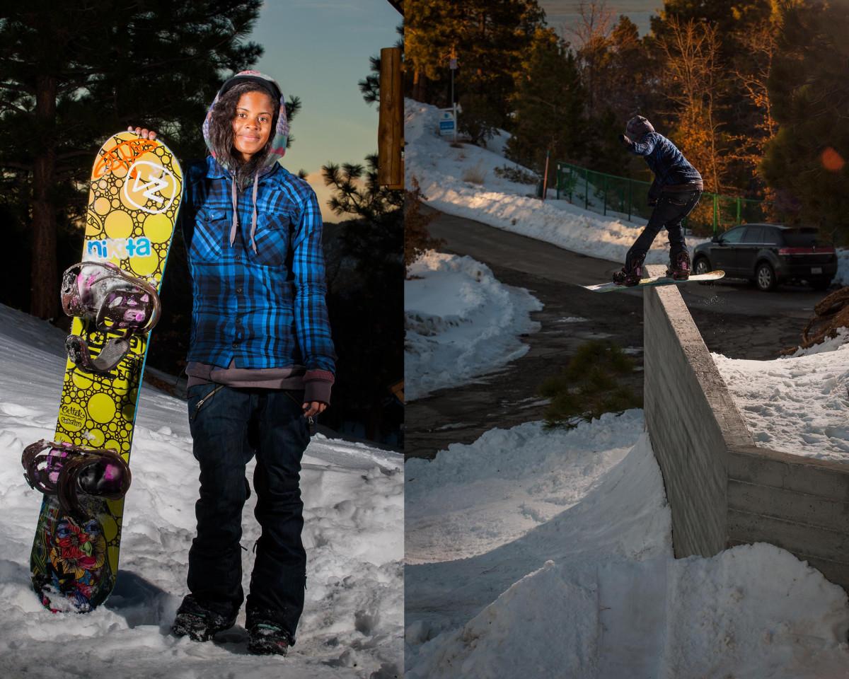 NEW NIKITA CHIKITA Snowboard Womens Girls Rocker All Mountain Snow Board