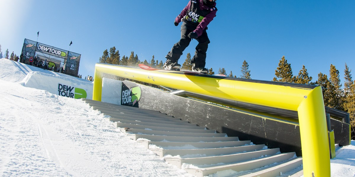 Women of Winter Dew Tour Take Center Stage: New Disciplines Added To The Lineup | Snowboarder Magazine