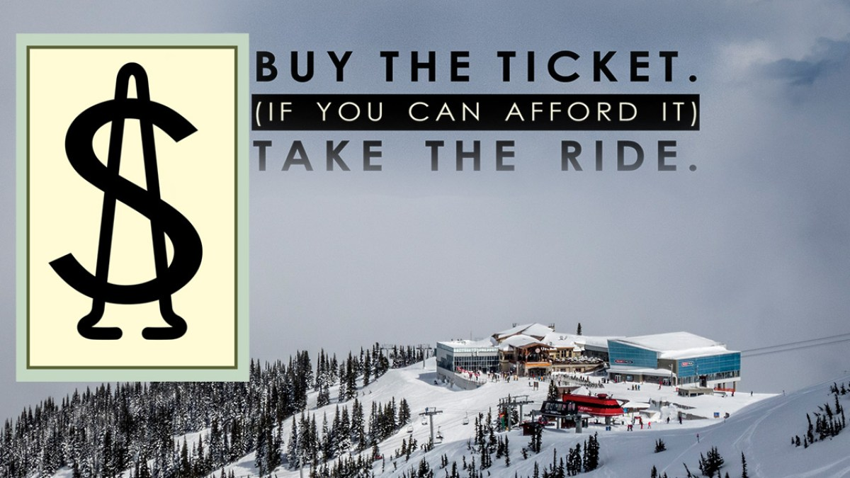 How Did Lift Tickets Become So Expensive? | Snowboarder Magazine