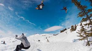 The Future of Yesterday Movie Official Trailer | TransWorld SNOWboarding