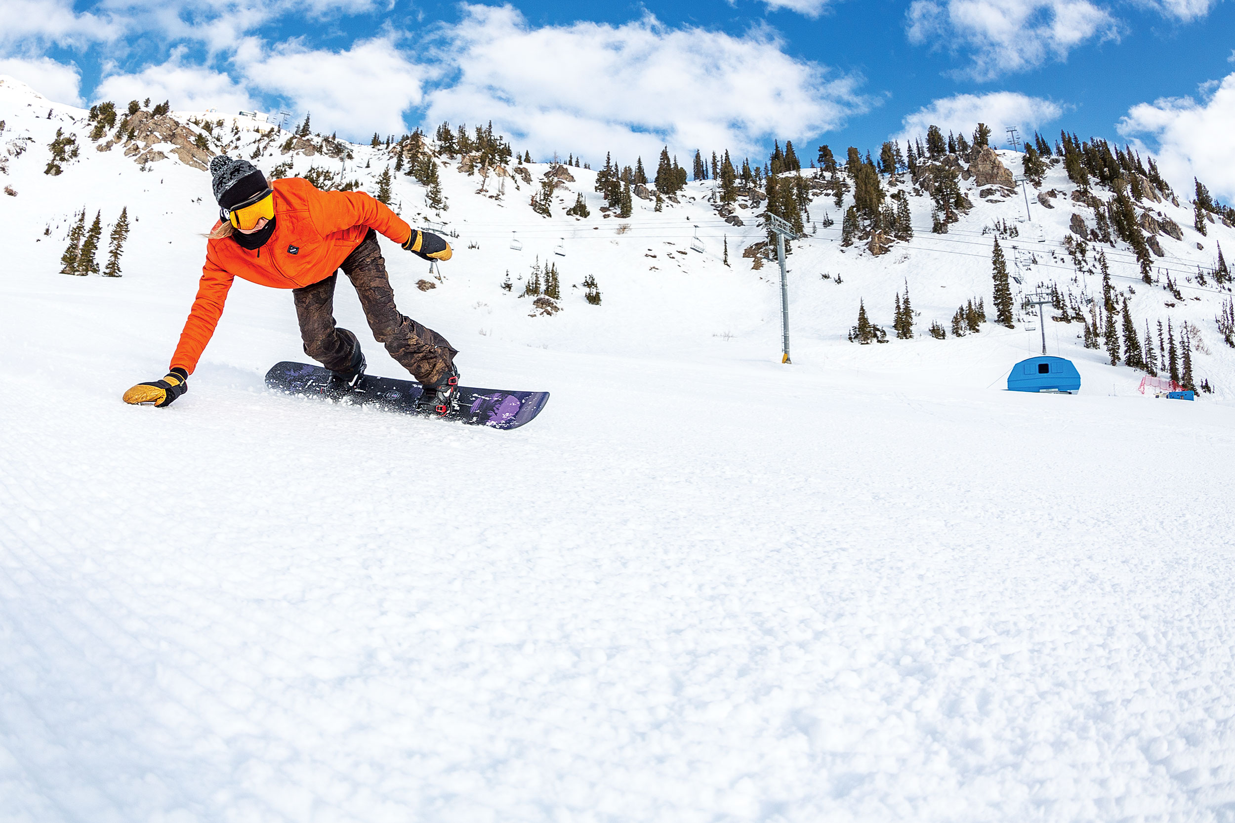 The Top Five Best Women's All Mountain Snowboards from 2018