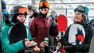 Featured womens collected twsnow