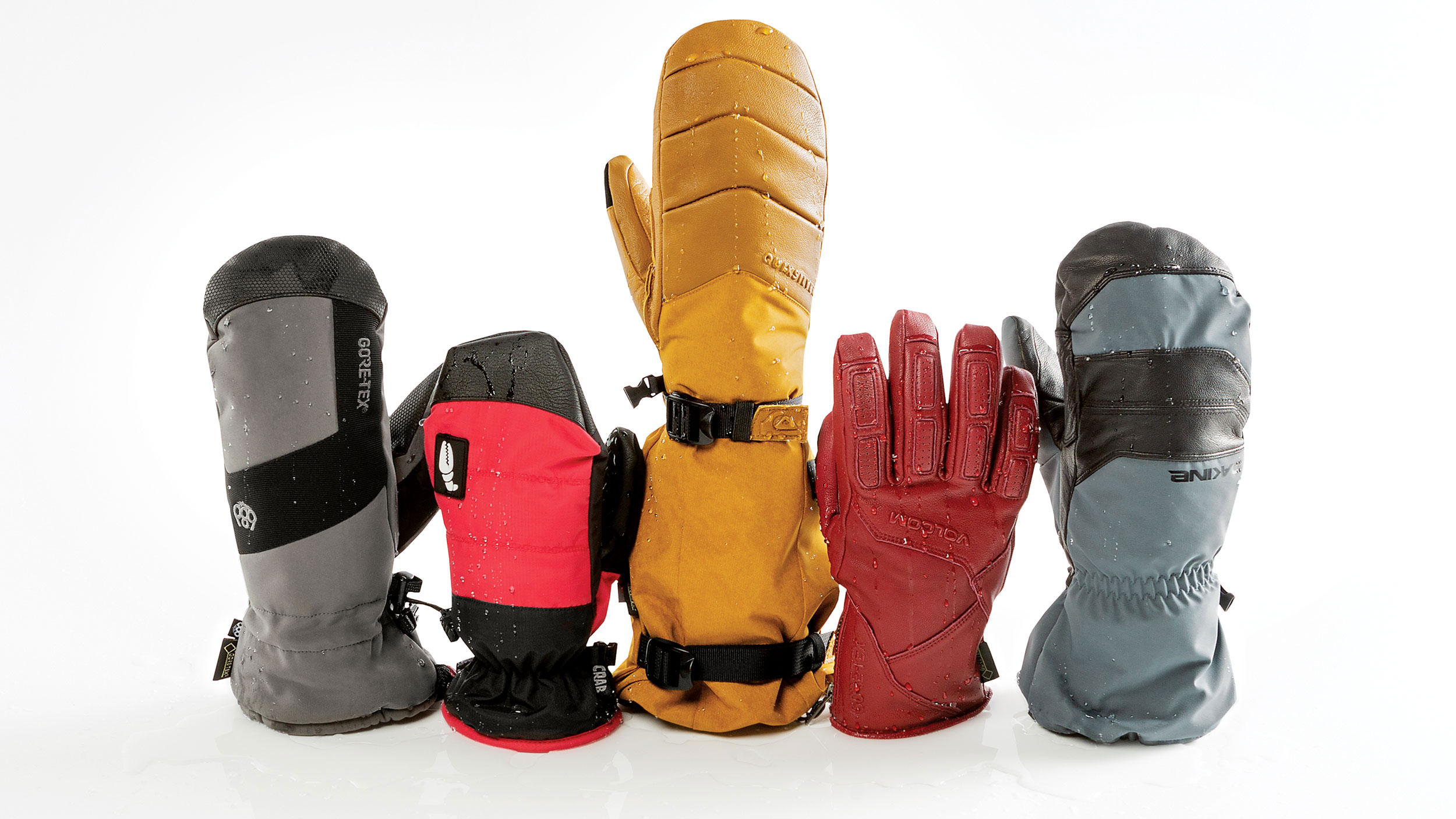Best Snowboard Mittens 2020 The Best Snowboarding Gloves and Mittens from 2018 2019