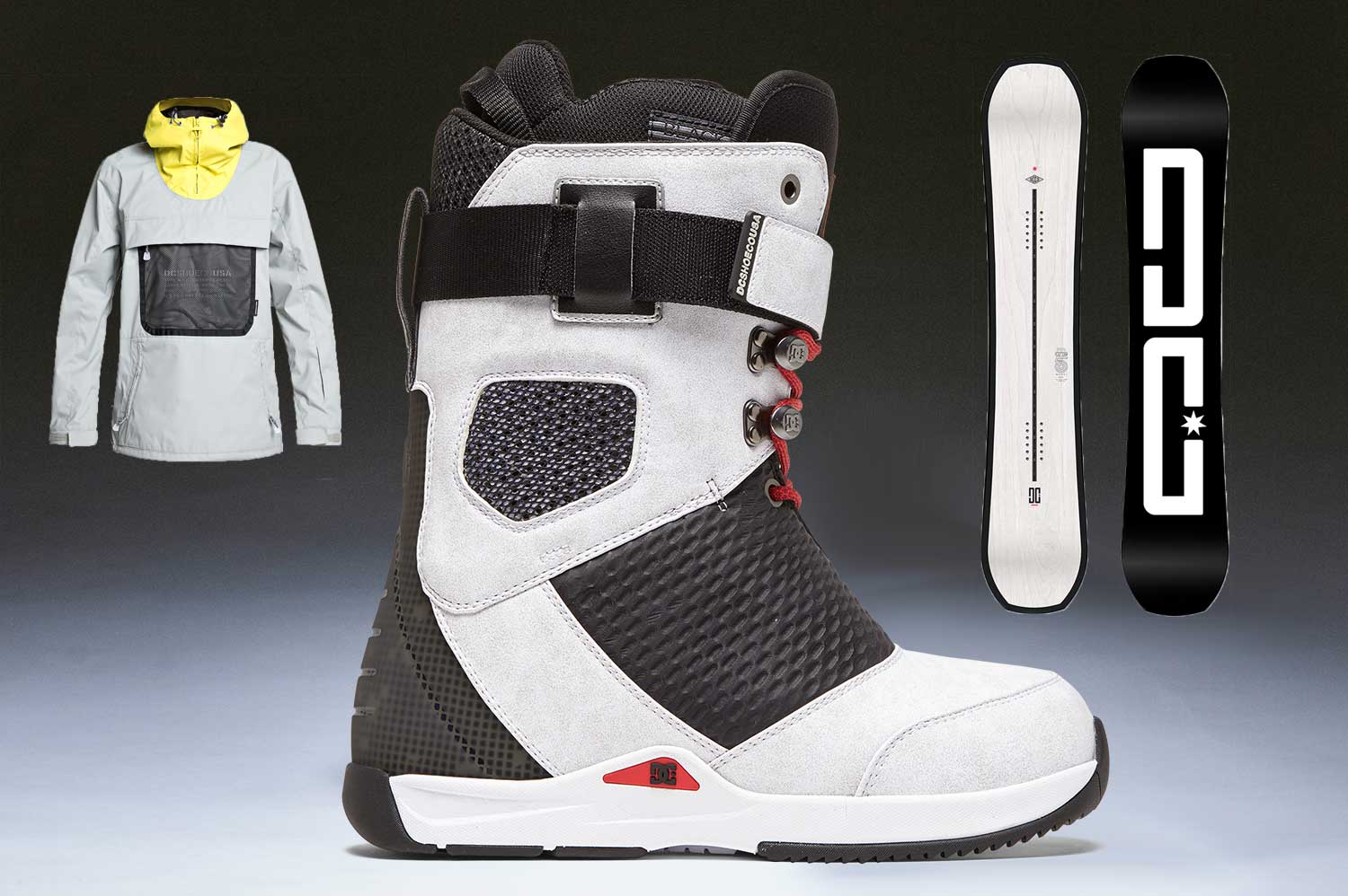 457e21a1ae0 2020 Vision Snowboard Gear Preview: DC's Latest Boards, Boots, and ...