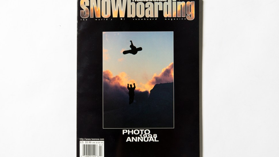 Three Decades of TransWorld SNOWboarding: Part 1, 1987-1996